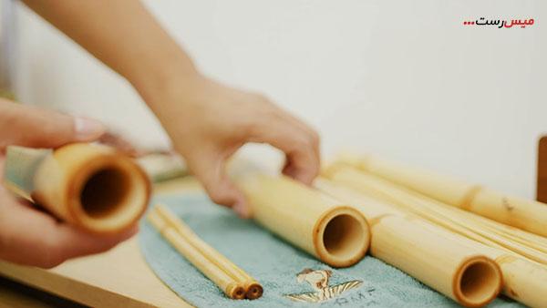 فواید فیزیکی و دهنی ماساژ با چوب بامبو