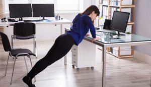 حرکات کششی در محل کار
